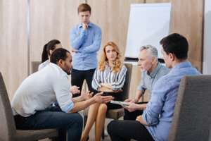 Group counseling for Pennsylvania dual diagnosis treatment